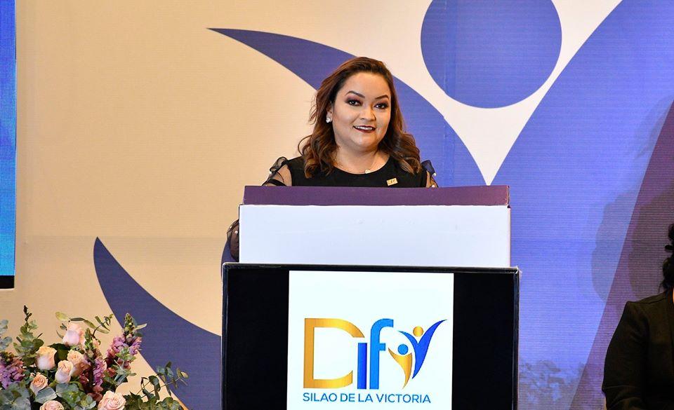 Presidenta del DIF Silao rinde primer Informe de Actividades