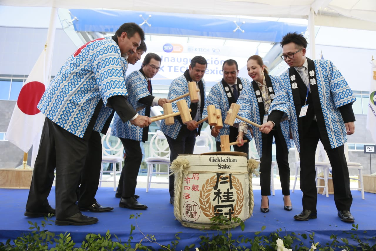 Guanajuato y Japón refuerzan colaboración con la llegada de más inversión a Silao