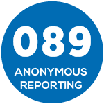 Anonymous reporting