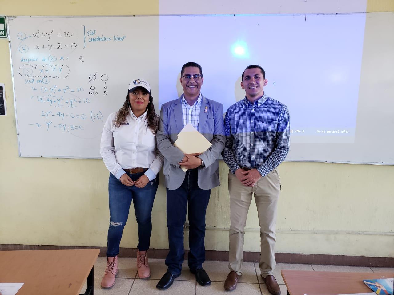 Instituto de la Juventud promueve derechos humanos entre jóvenes.