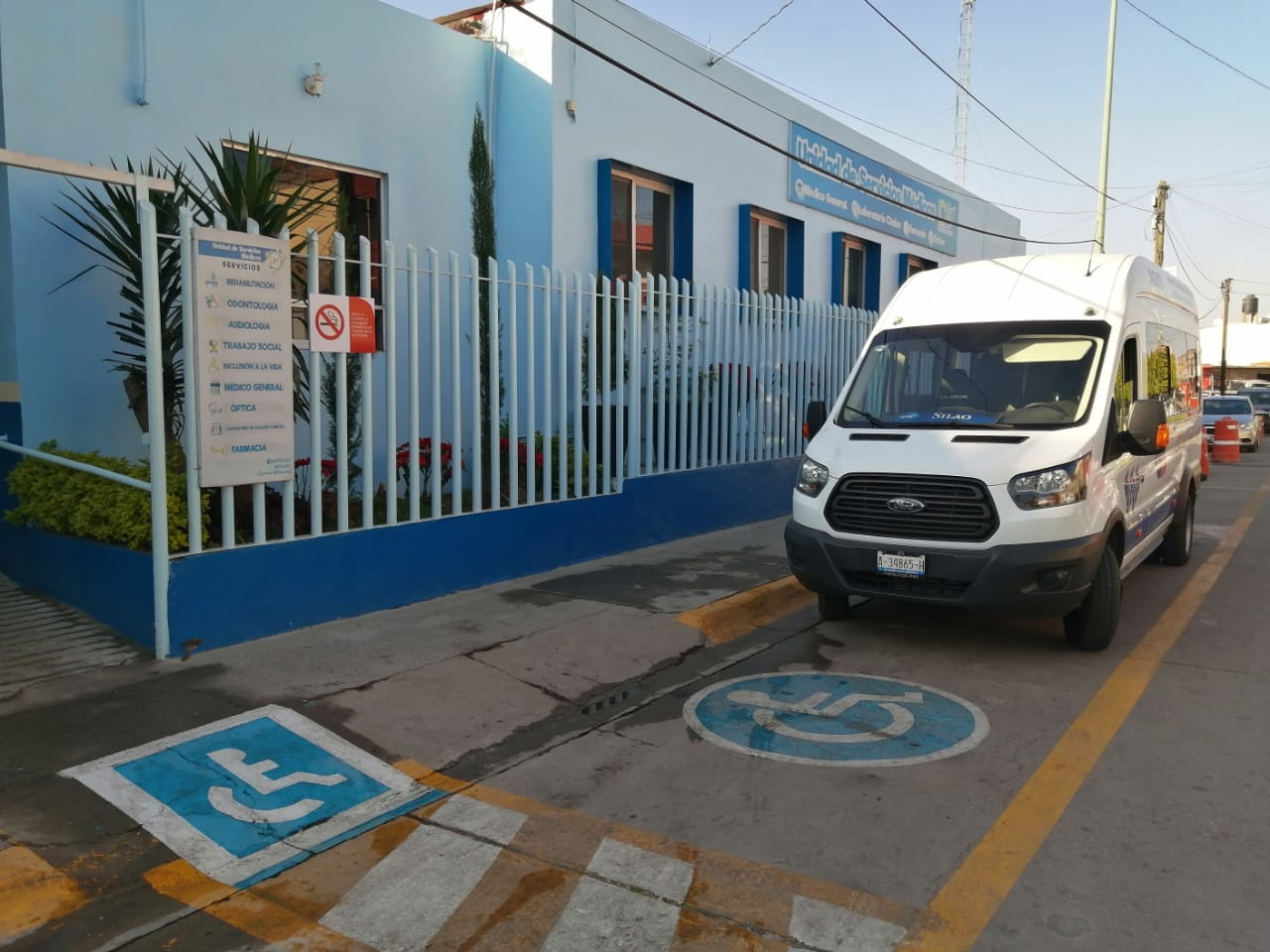 El sistema de Transporte Público Adaptado también brinda el servicio a foráneos