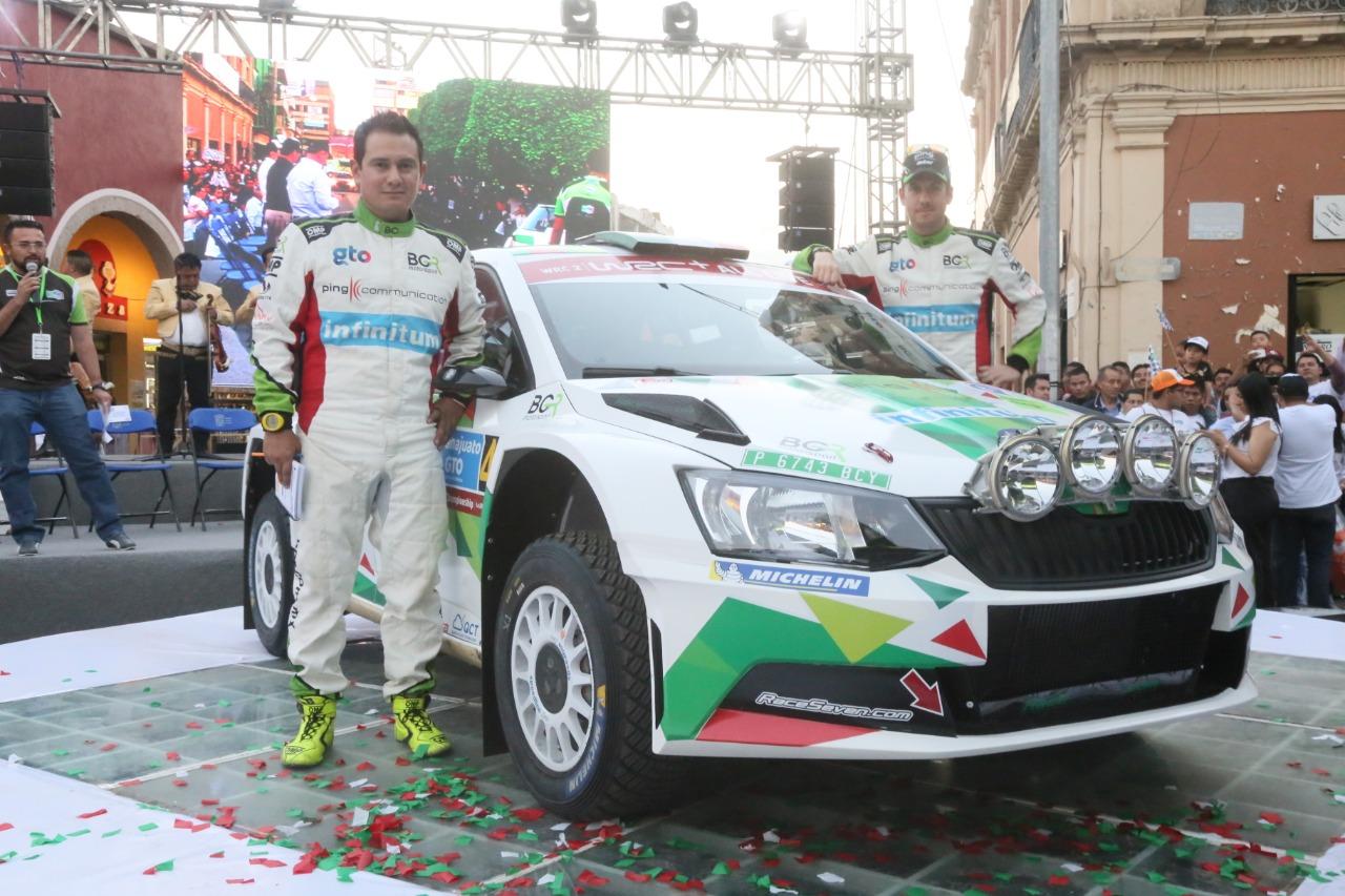 Invitan a vivir la pre arrancada del WRC Rally en su 17º edición