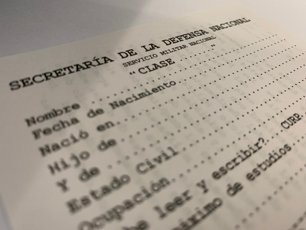 Remisos inscritos pueden recoger cartilla de Servicio Militar Nacional