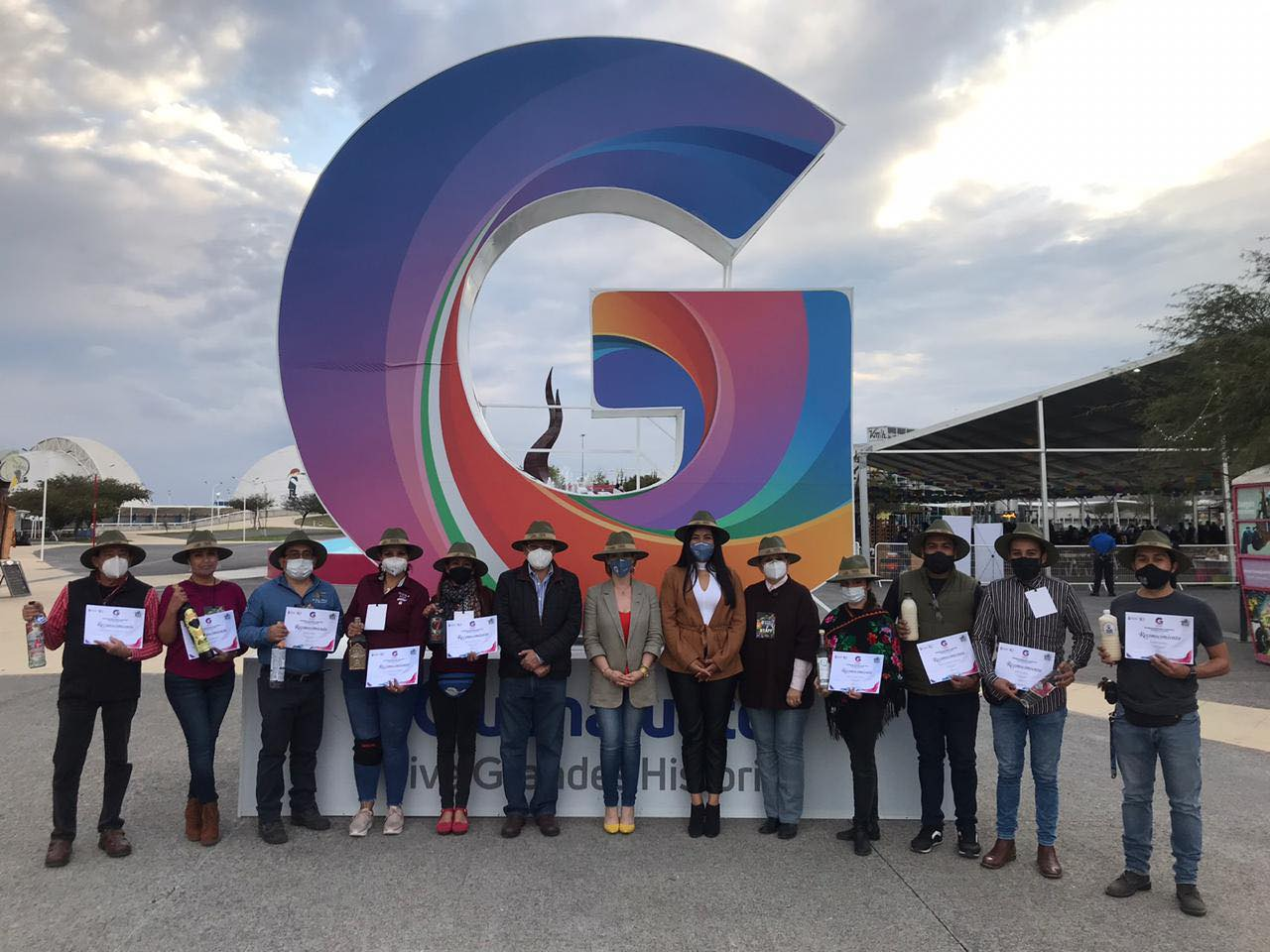 """Finaliza """"Mes de la Gastronomía"""" que organizó Parque Guanajuato Bicentenario"""