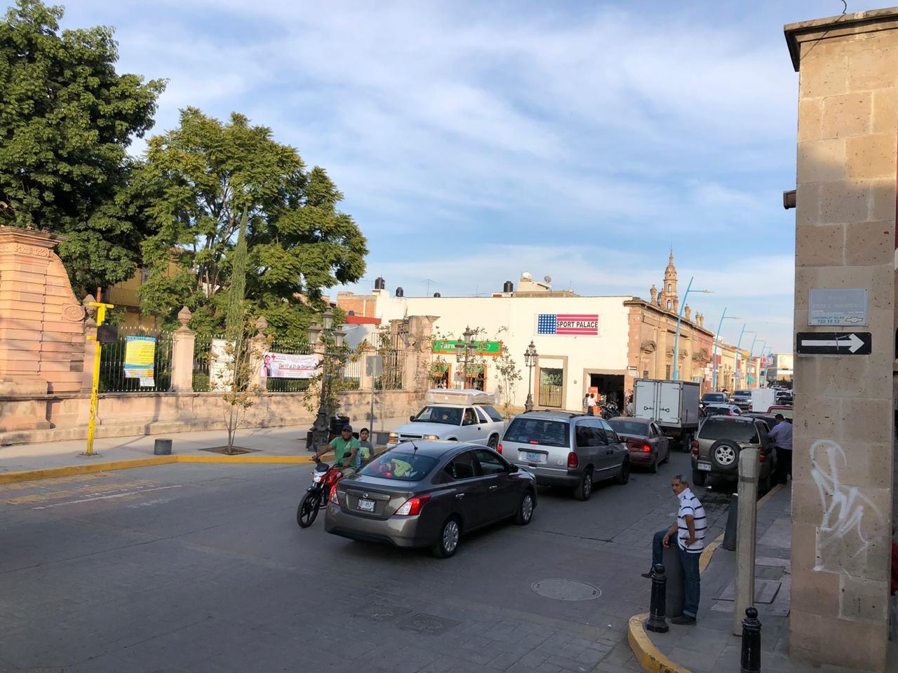 Anuncian cierre de vialidades por festividades a la Virgen de Guadalupe