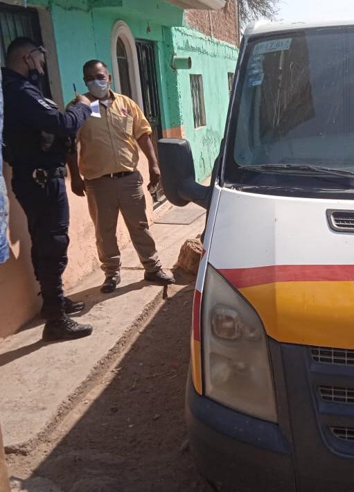 Policías Municipales realizan acompañamiento a personal de empresas