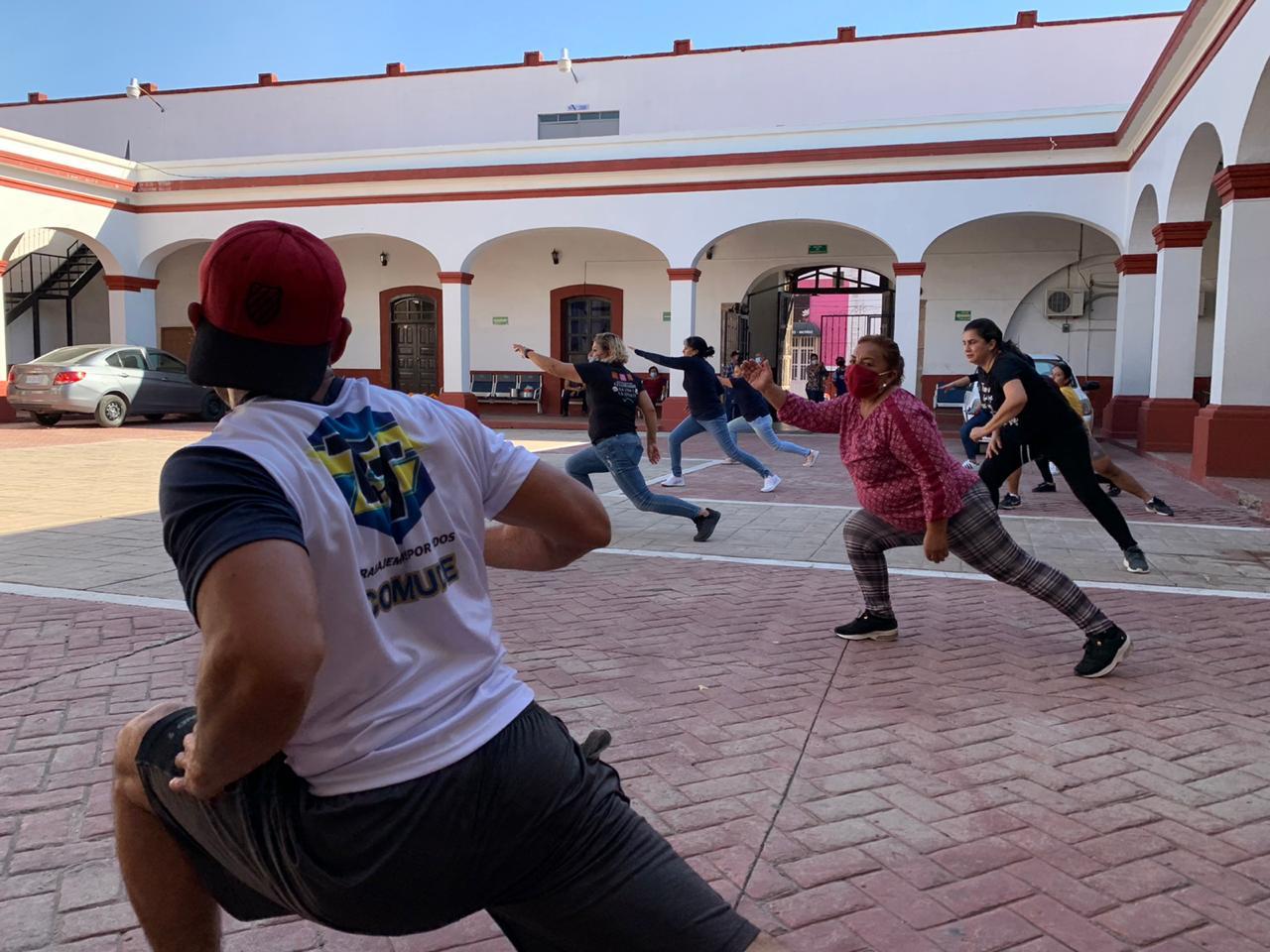 """Transmitirá activaciones físicas por el """"Día Mundial contra la Obesidad"""""""