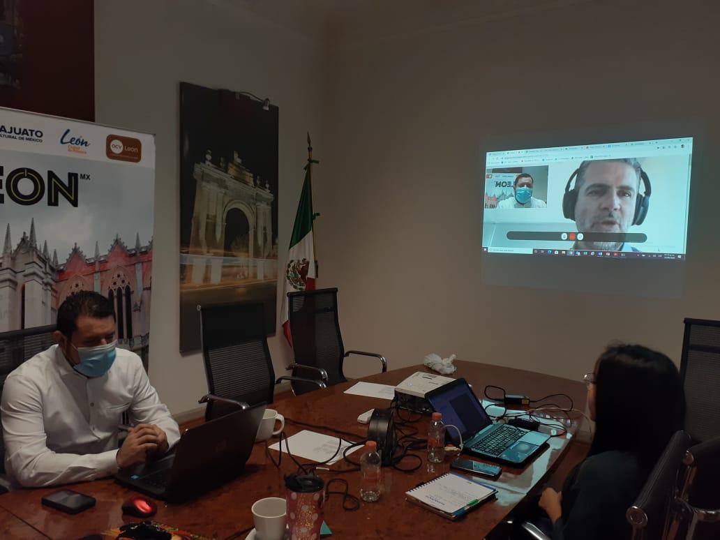 """Promocionan atractivos de Silao en """"Tianguis Turístico Digital México 2020"""""""