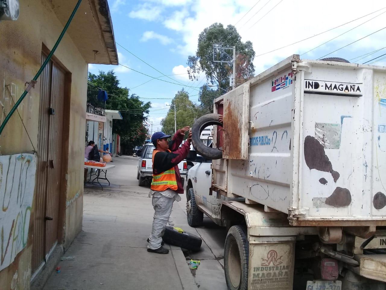 Invitan a la ciudadanía a prevenir el dengue