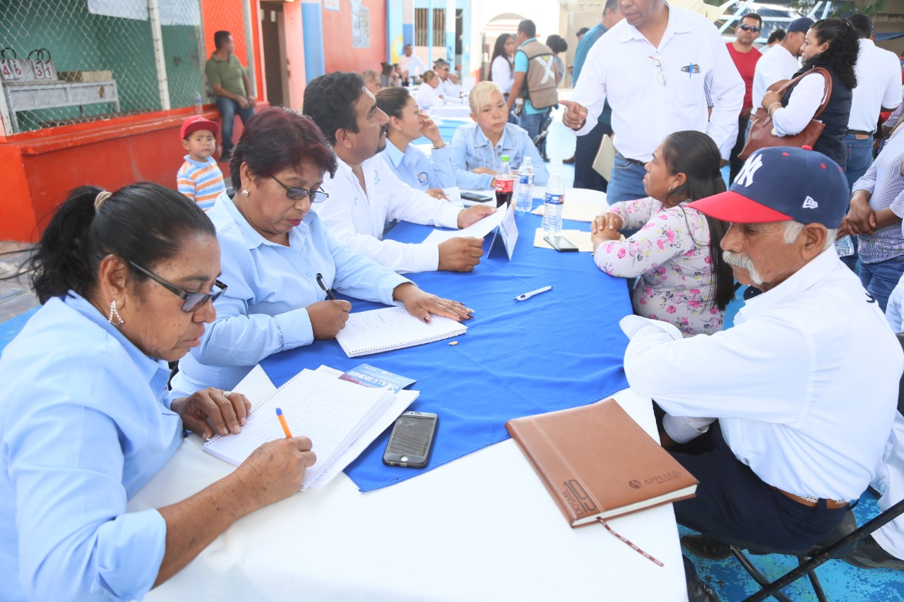 Municipio da seguimiento a peticiones en reunión de delegados