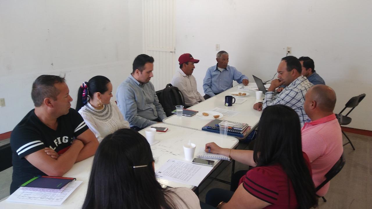 Sesiona mesa de trabajo el Consejo de Planeación para el Desarrollo Municipal de Silao.