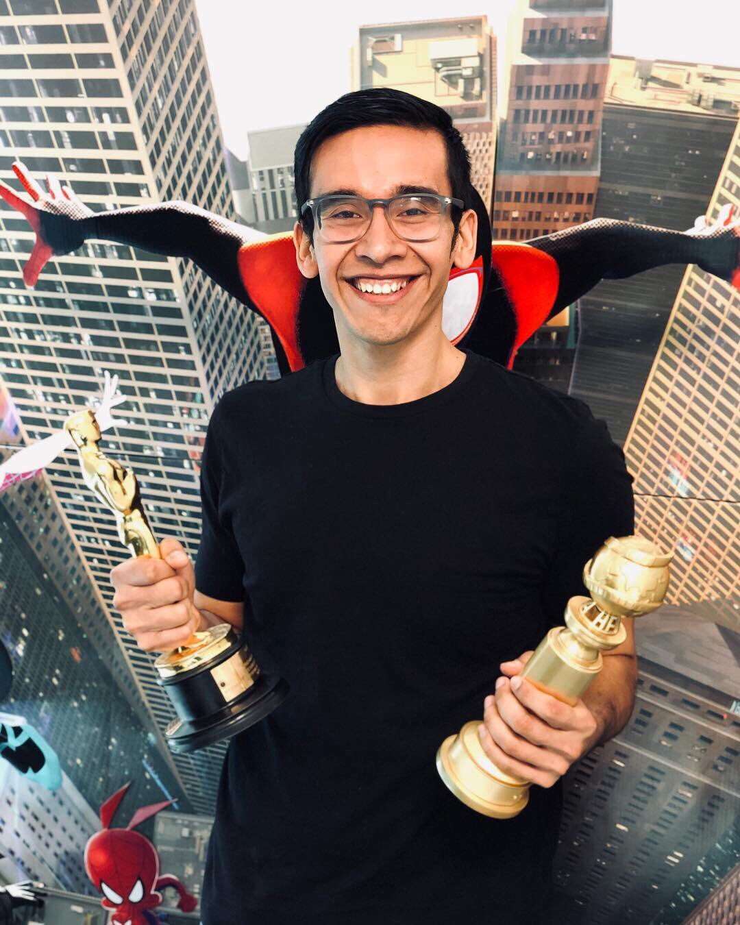 Silao recibe a joven ganador del Oscar Oscar, Cruz Antonio Contreras Mastache