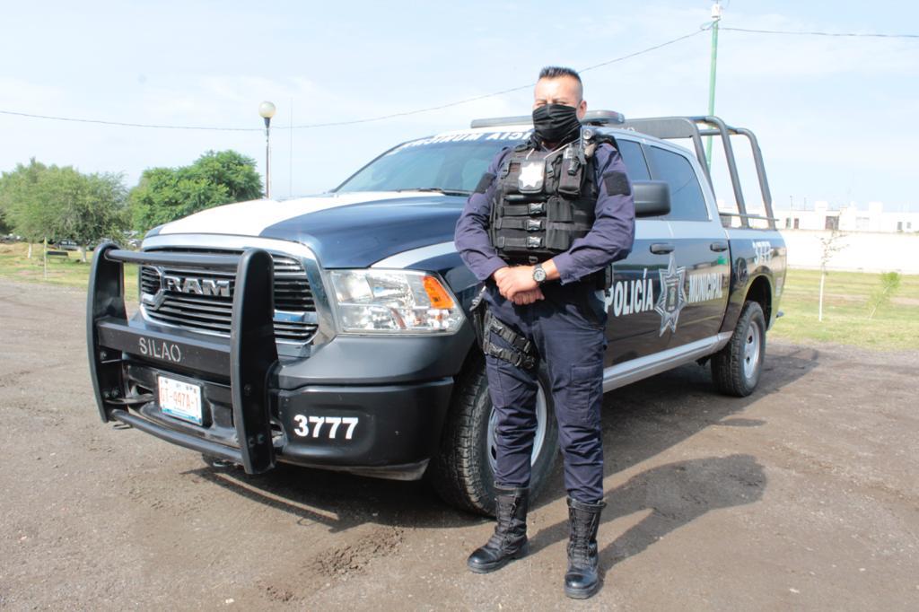 Fortalece Gobierno de Silao a Secretaría de Seguridad Ciudadana