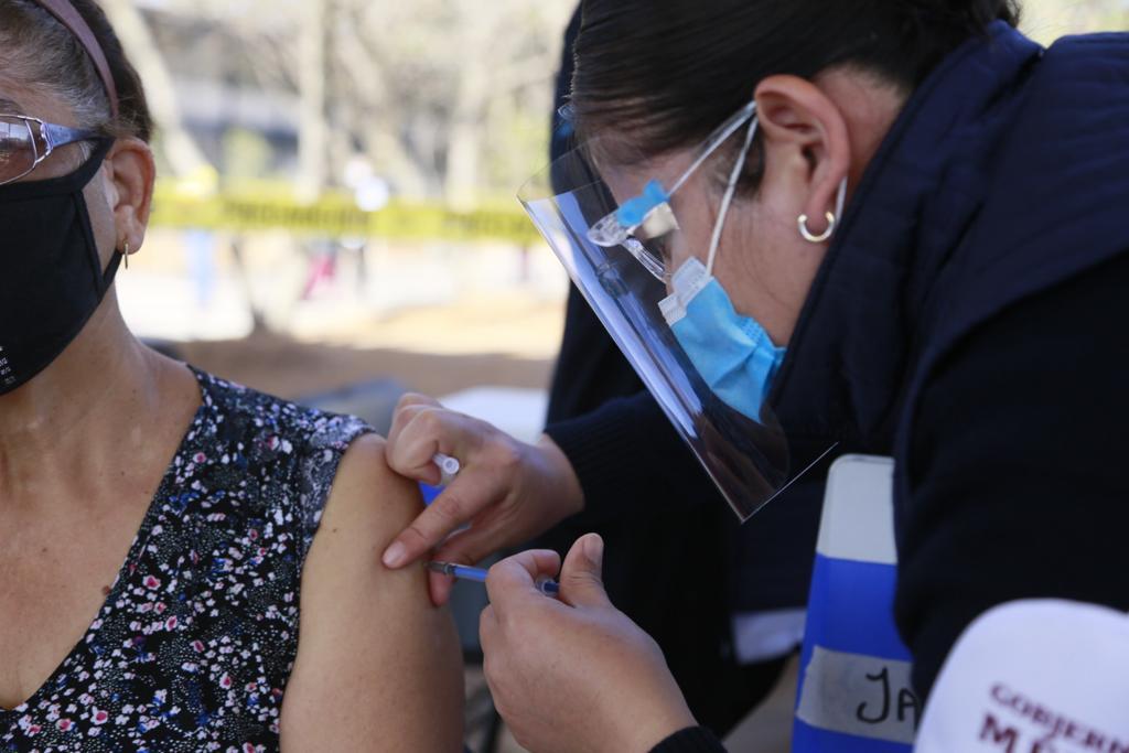 Arranca en Silao vacunación contra la COVID-19