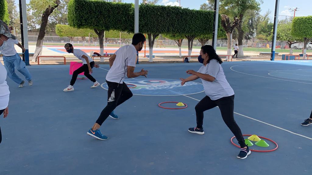 Cuida tu salud, realiza actividades físicas