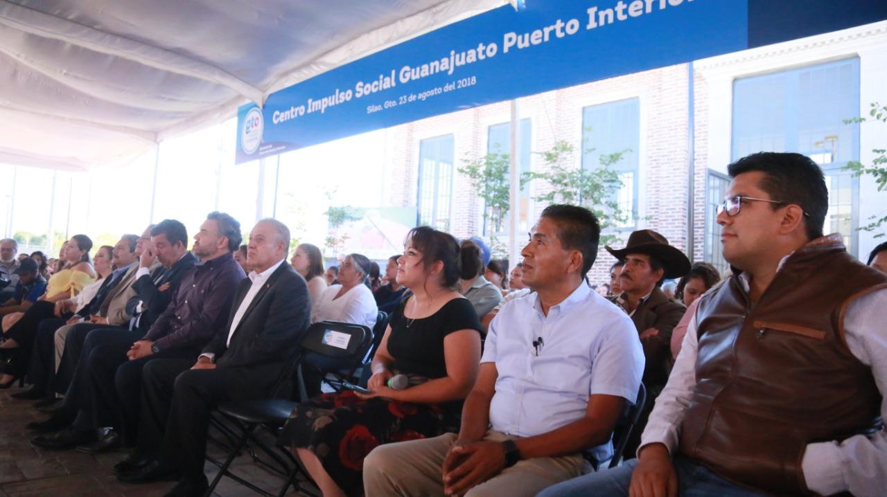 Abren Centro Impulso en Puerto Interior