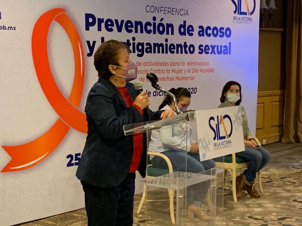 Culmina IMMUS actividades por el Día Internacional de la No Violencia