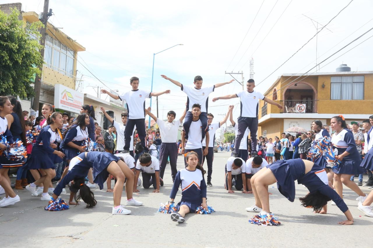 Invitan a desfile cívico-deportivo por el 109 Aniversario de la Revolución Mexicana