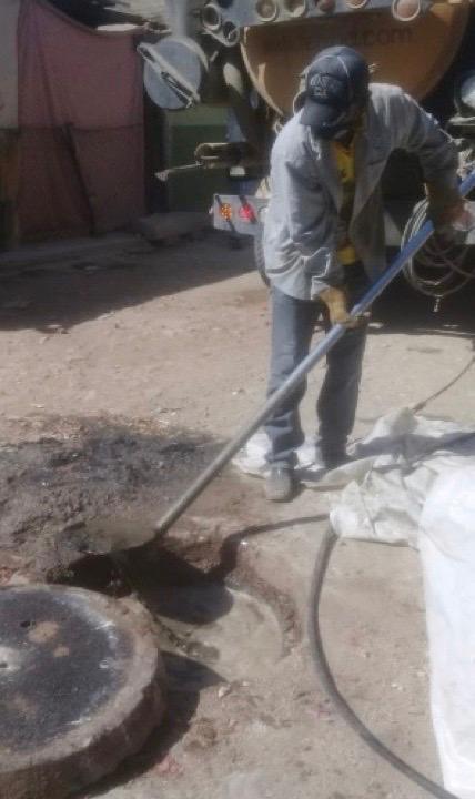 Más comunidades se benefician con mantenimiento de drenajes