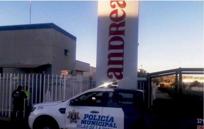 Mantiene Policía Municipal estrecho contacto con complejos industriales
