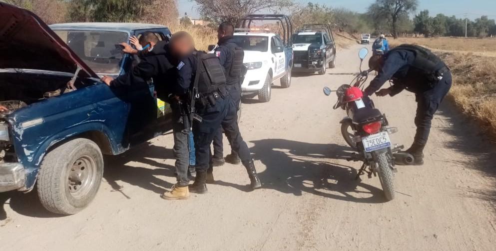 Tras operativo, Seguridad Ciudadana recupera 4 vehículos con reporte de robo