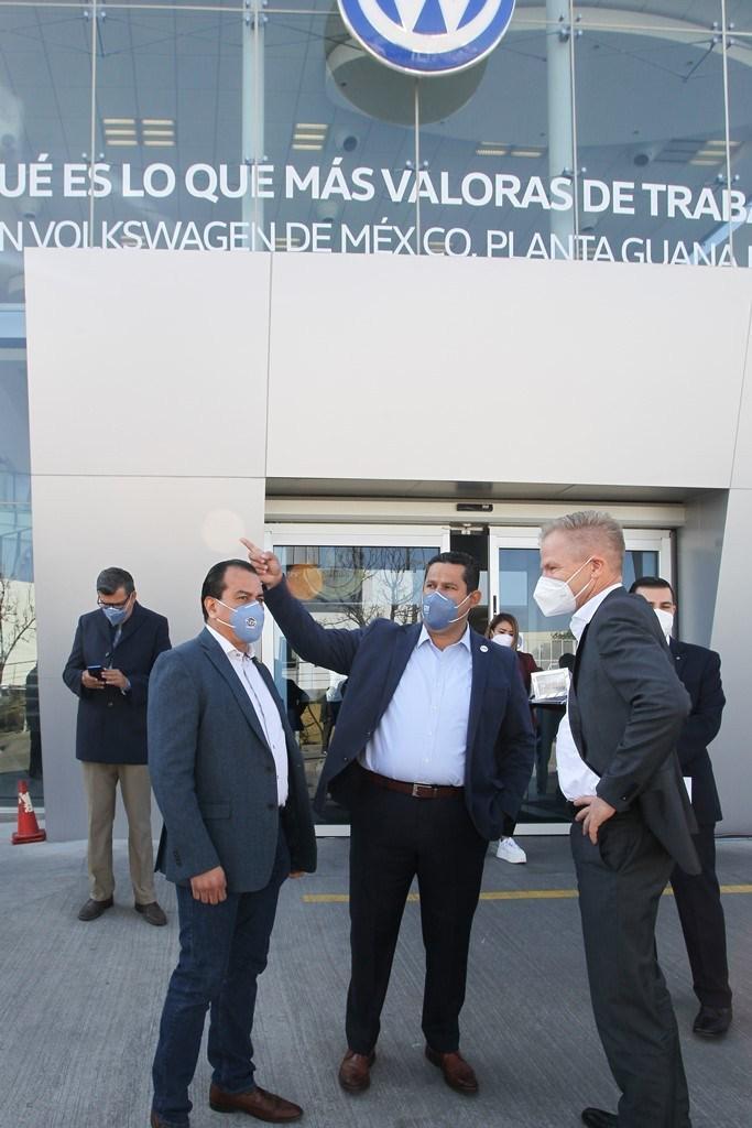 Volkswagen México planta Silao arranca nueva producción con tecnología innovadora