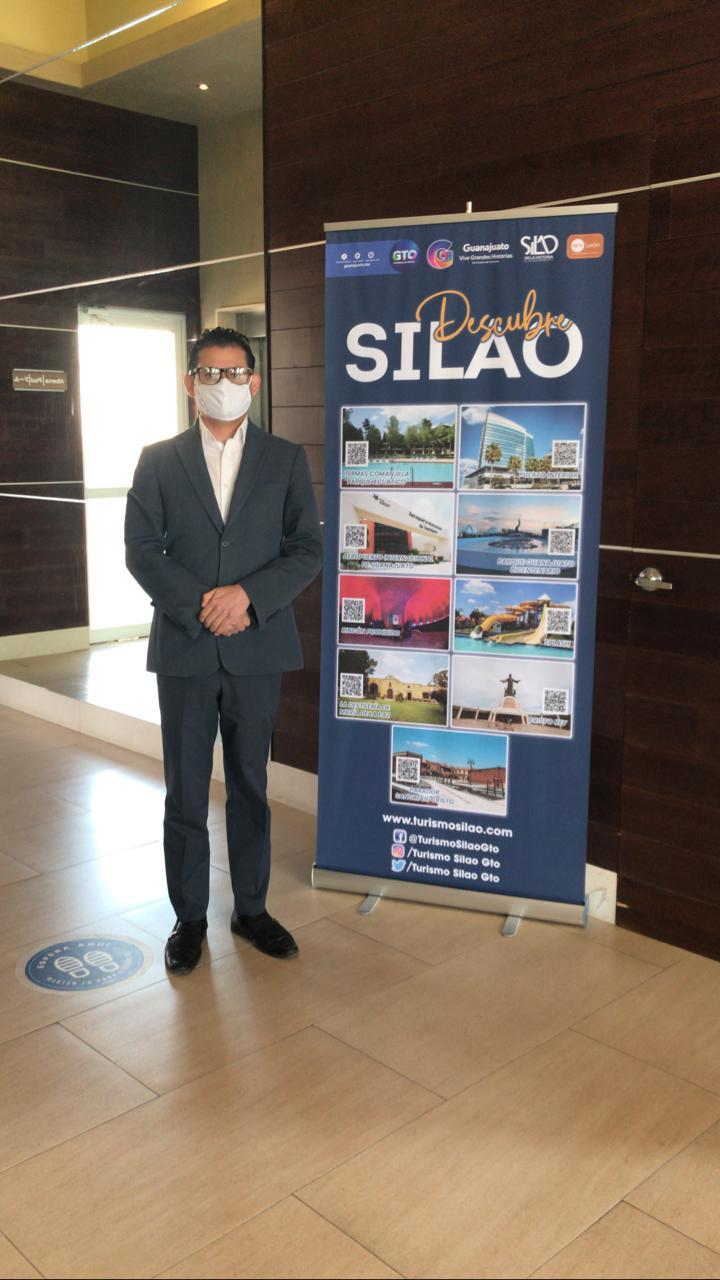 Conoce los sitios turísticos de Silao a través del código QR