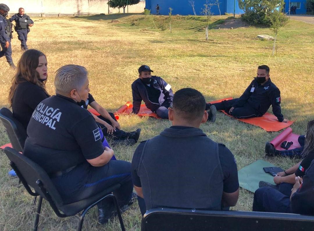 Se prepara la conformación de la unidad policial de género