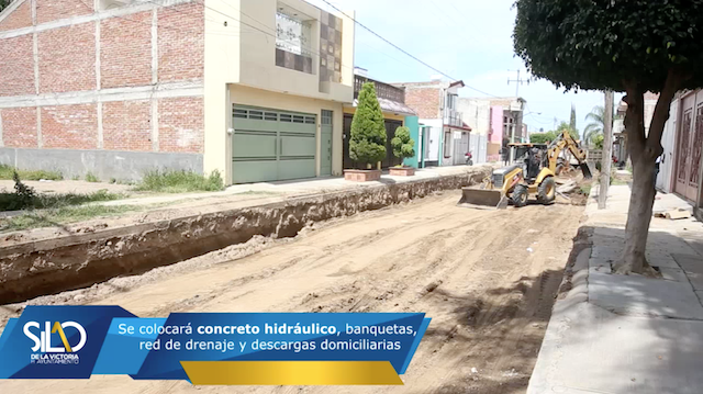 Arrancamos Obra en calle Veracruz