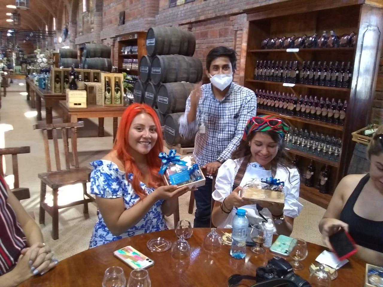 Visitan influencers de Querétaro, sitios turísticos de Silao