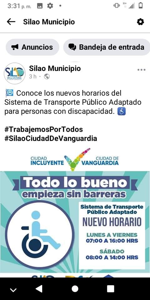 Gobierno Municipal atiende a través de redes sociales