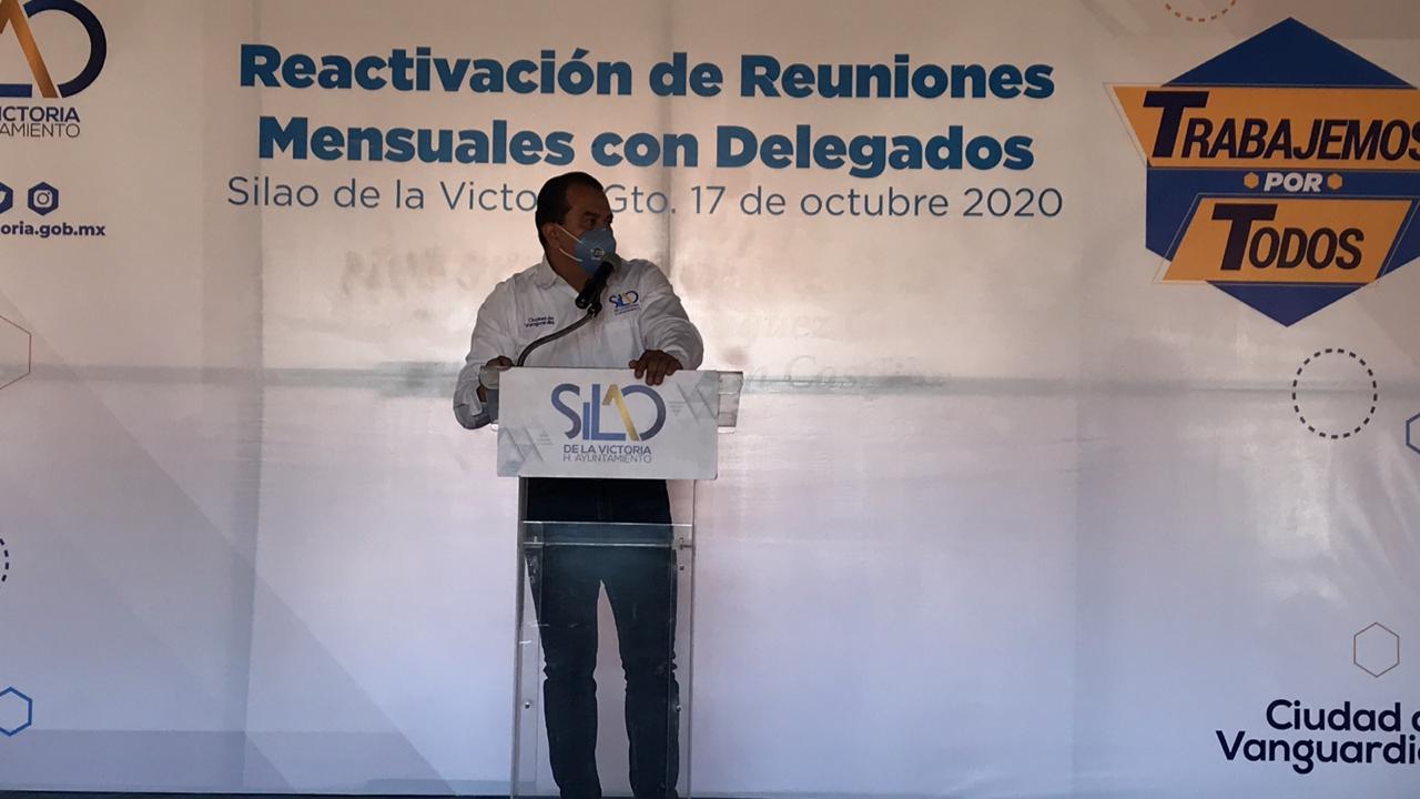 Toño Trejo reafirma su compromiso de seguir atendiendo las necesidades en las comunidades