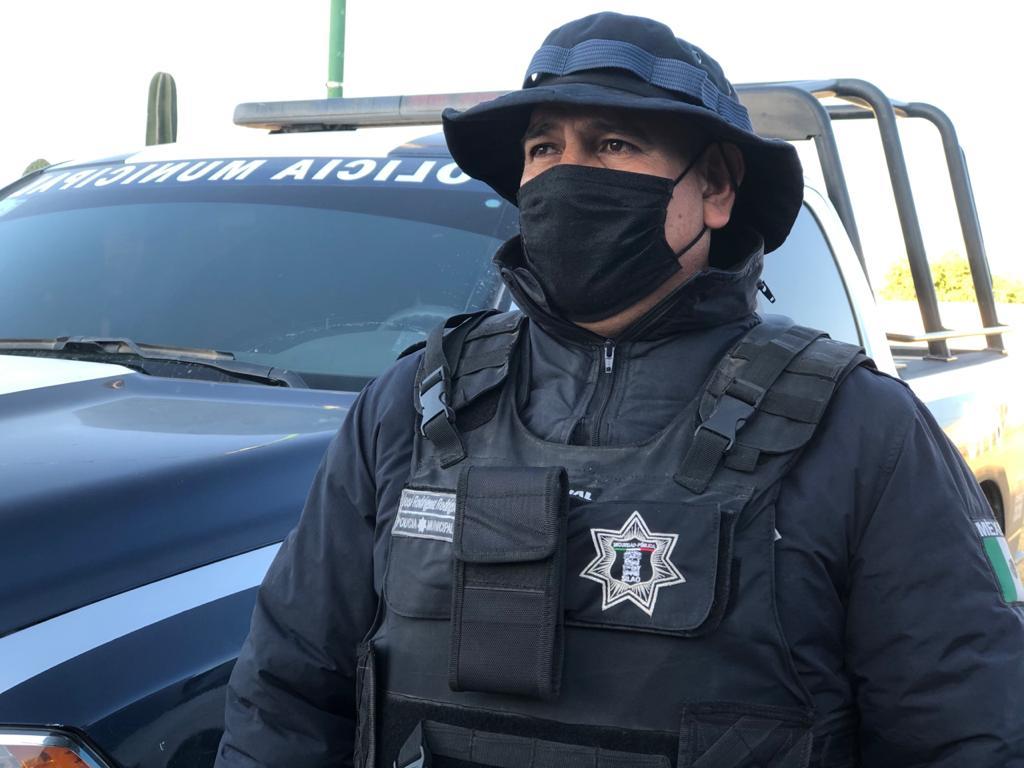 José Rodríguez, héroe con 18 años en la corporación
