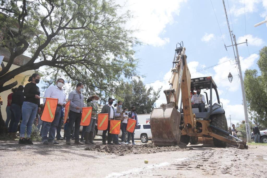 Invierte Municipio más de 150 mdp en obra pública