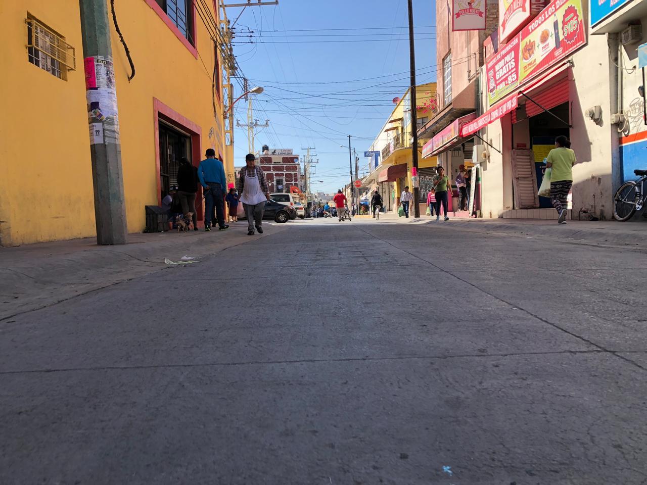 Calle Aurora regresa al sentido inicial