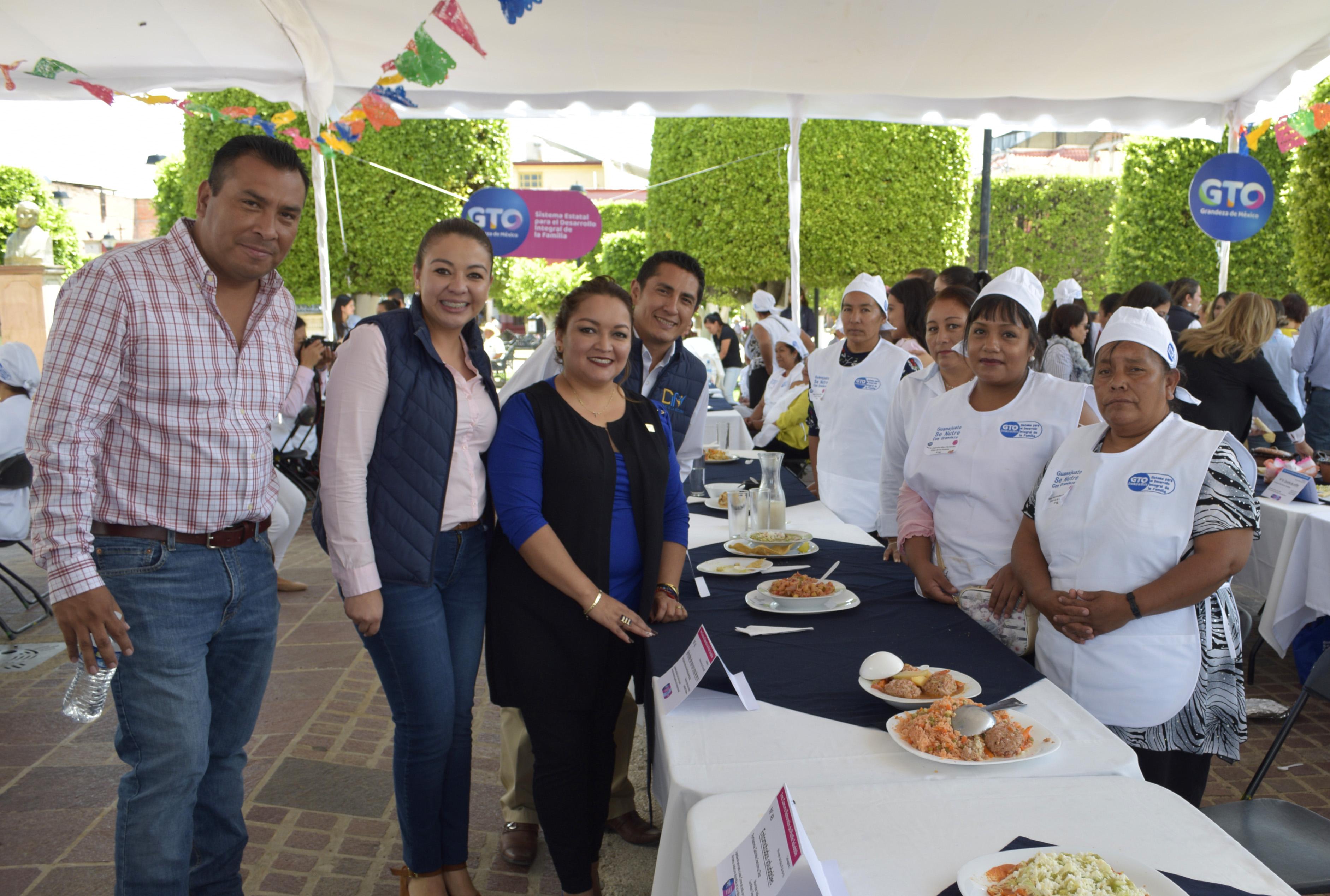 DIF Silao participa en el 7° Concurso Regional de Platillo Saludable 2019