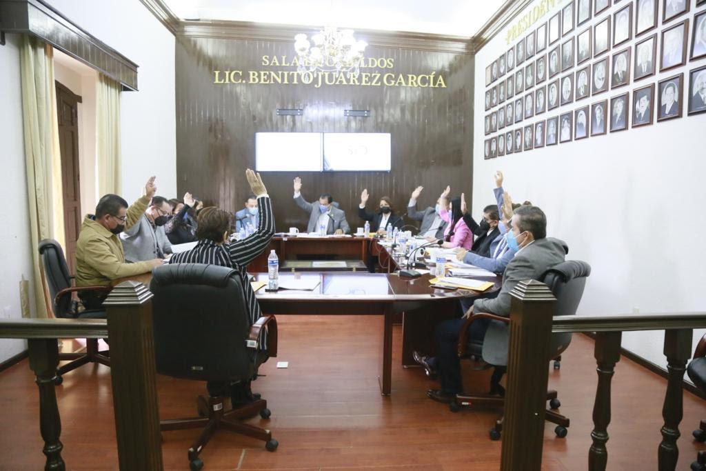 Aprueba Ayuntamiento solicitud para modernización de Alumbrado Público